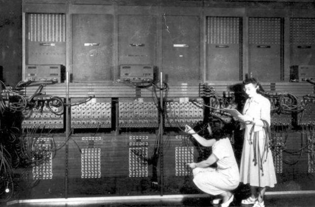 La Máquina ENIAC