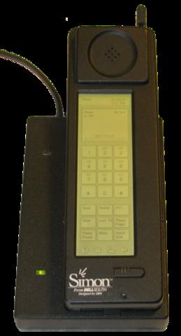 Primeiro Smartphone