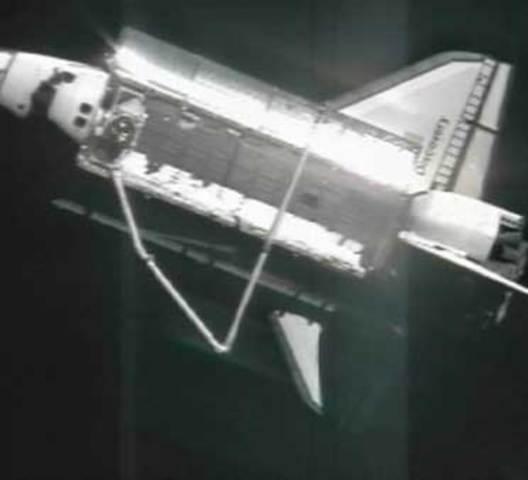 Trasbodador espacial Columbia