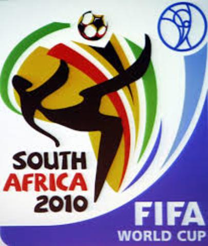 Mundial 2010.