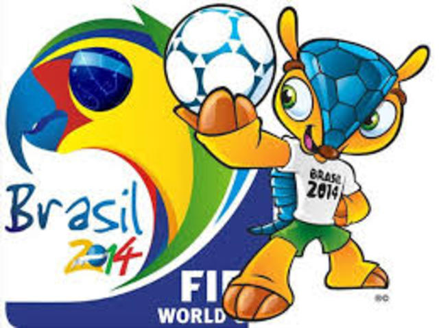 Mundial 2014.