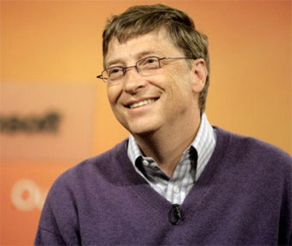 Bill Gates y el gran cambio