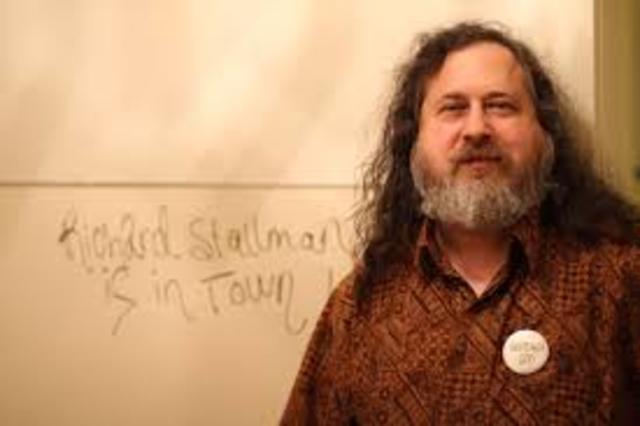 Inicios del proyecto GNU y la FSF