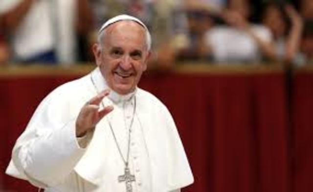 Primer Papa argentino.