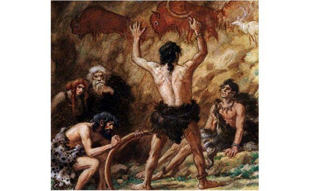 Los gruñidos prehistoria 5000 A.C
