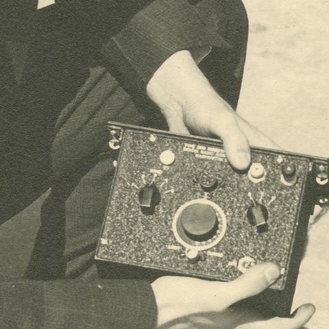 Radio is established as mass communication medium