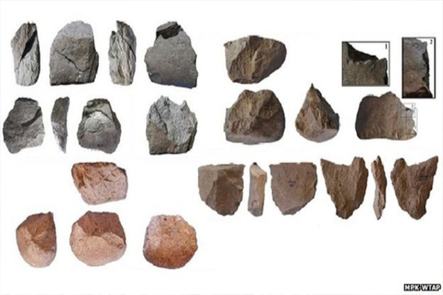 La Edad De Piedra