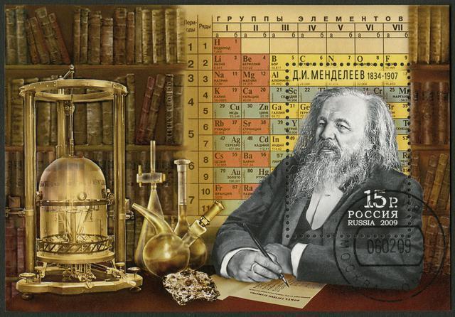 El descubrimiento de la Tabla Periódica
