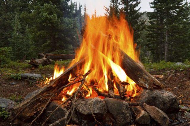 El descubrimiento del fuego