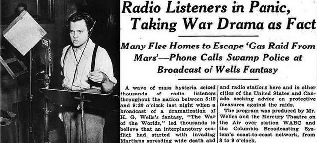 Power of radio revealed