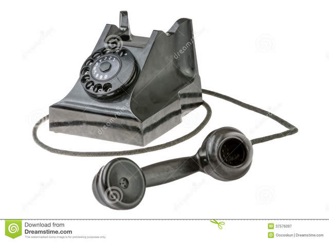 Teléfono de marcado 1889
