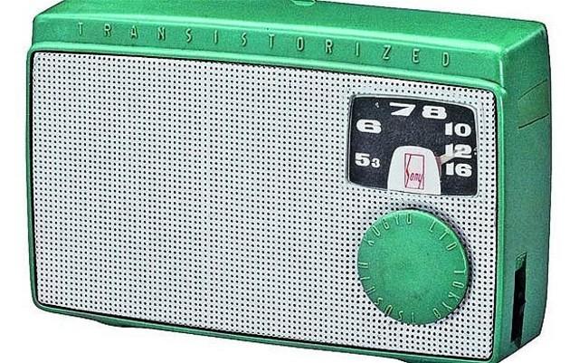 Radio's becomes easily portable
