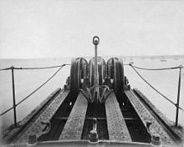 Primer cable telefónico transoceánico 1956