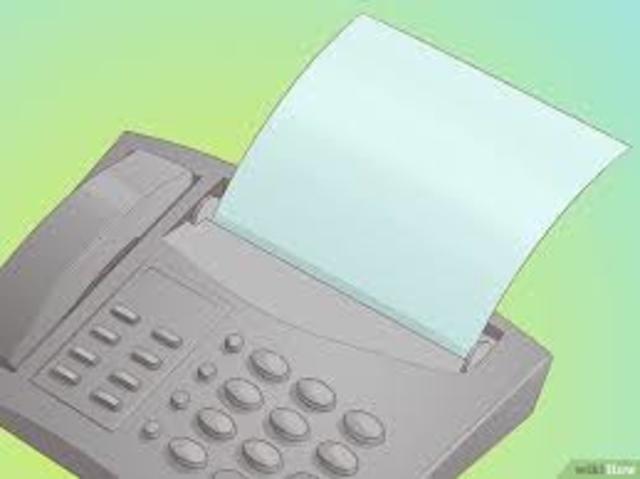 Estándar internacional para fax 1980