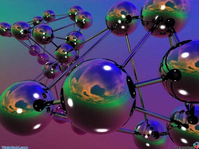 Los átomos se combinan para formar moléculas
