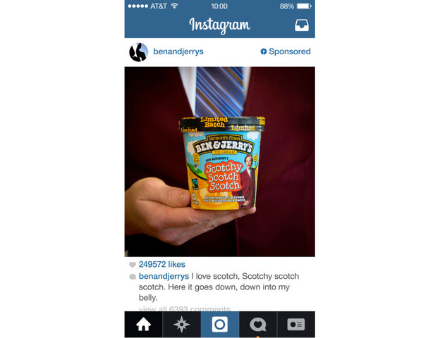 Sponsored Post Advertising Introduced