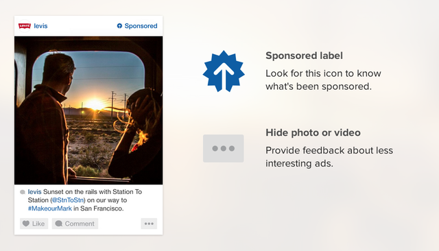 Instagram Adds Sponsored Videos