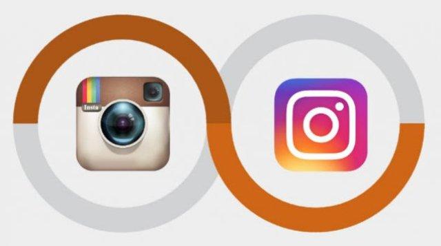 Logo Update of Instagram