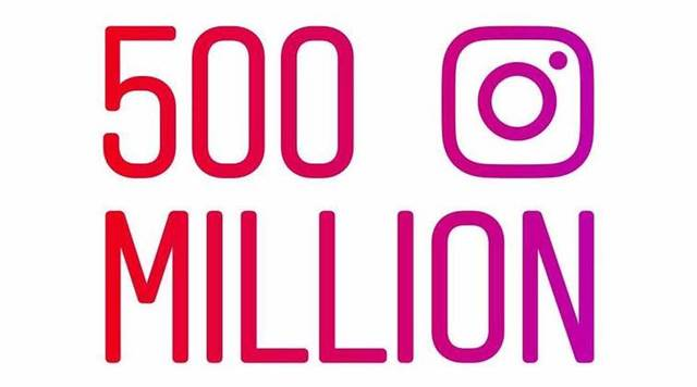 Instagram Reaches 500 Million Monthly Active Users