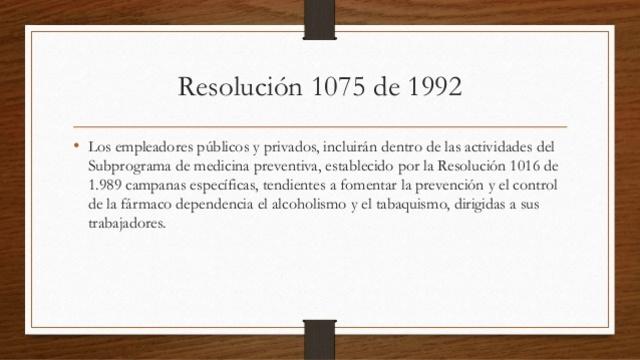 resolución 1075