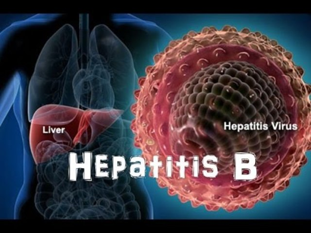 Vacuna contra la Hepatitis B