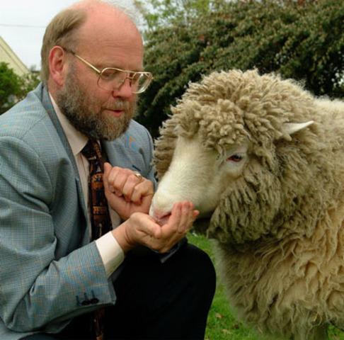 Clonación de la oveja Dolly