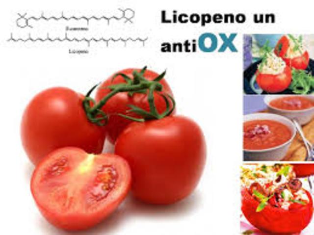 Licopeno anti-cancerígeno