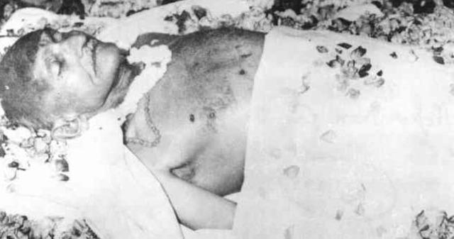 Gandhiji's Death