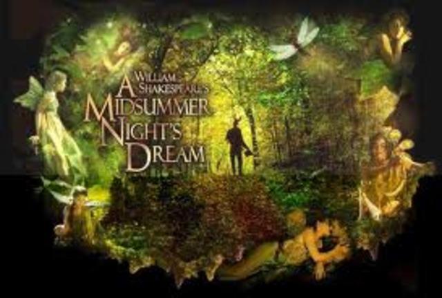 "Release of ""A Midsummer Night's Dream"""