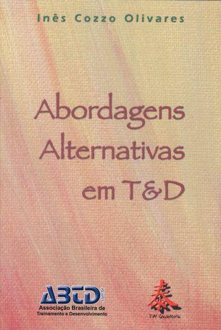 """Ines Cozzo lança o livro """"Abordagens Alternativas em T&D"""""""
