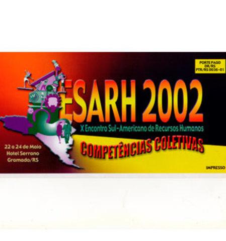 ESARH - Encontro Sul-Americano de Recursos Humanos