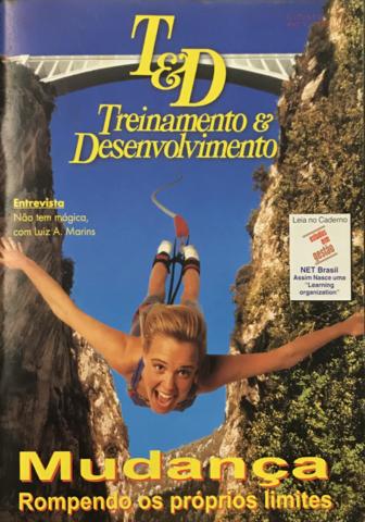 """Ines Cozzo começa a escrever a coluna mensal """"Inteligência Emocional"""" para a Revista T&D"""