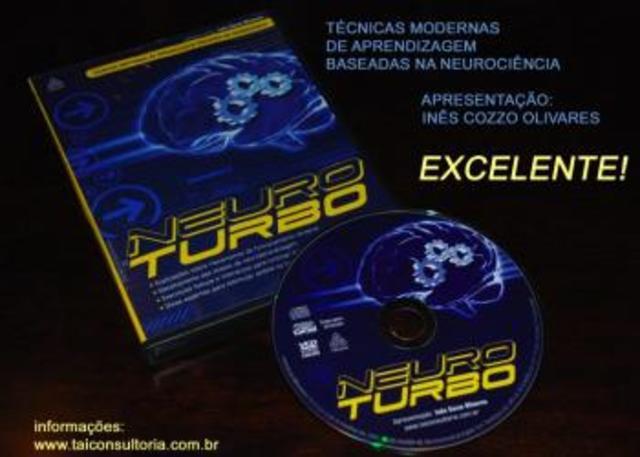 DVD Vídeo-aula Neuroaprendizagem (Neuroturbo)
