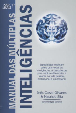 """Coordenação do Livro """"Manual das Múltiplas Inteligências"""""""