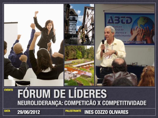 Fórum de Líderes - ABTD
