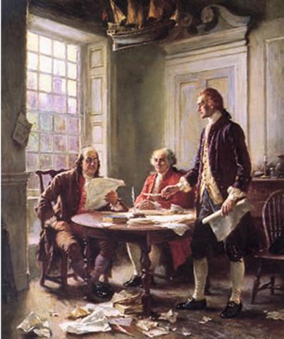1789: La Declaración de los Derechos del Hombre y del Ciudadano, es aprobada
