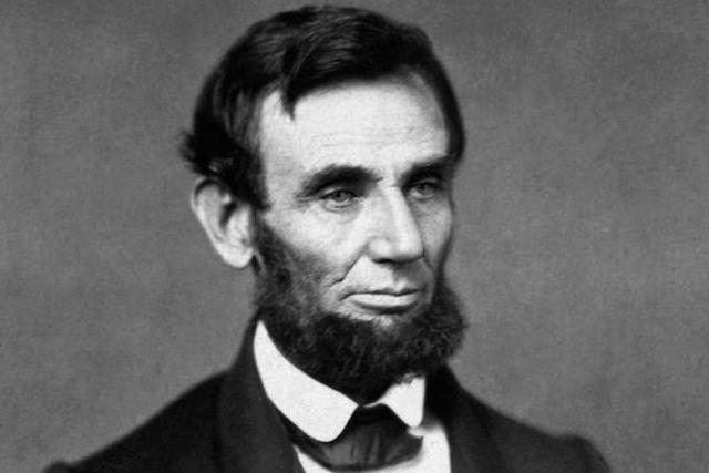 Abraham Lincoln, Presidente de los E.E.U.U.