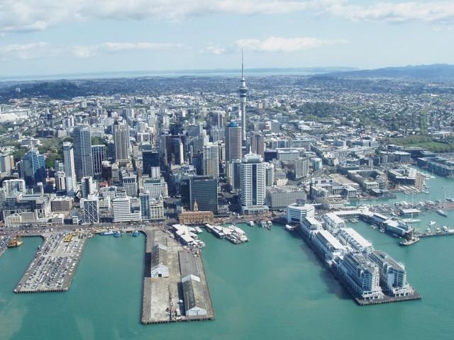 Nueva Zelandia.
