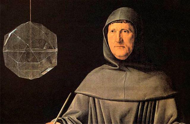 Fray Lucas de Pacioli..