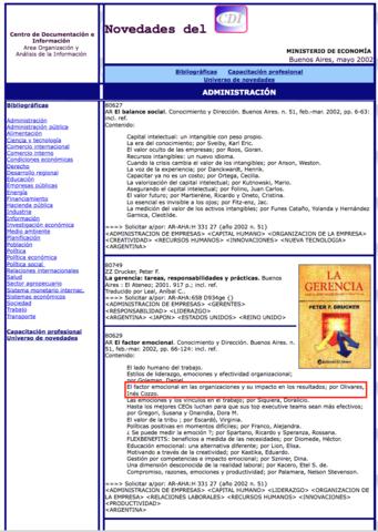 Revista Conocimiento y Dirección