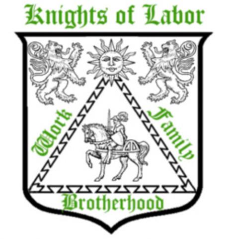 Blacks Involved in Knights of Labor
