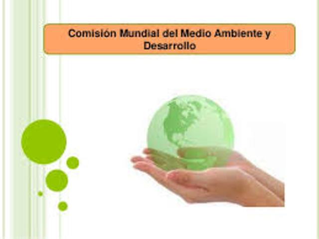 Comisión Mundial para el Medio Ambiente y el Desarrollo