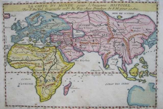 Asia y África