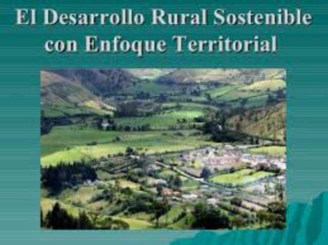 Enfoque territorial (2003)
