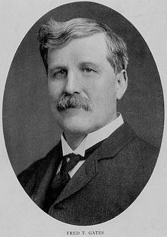 Frederick W. Taylor (20/03/1856-1915)