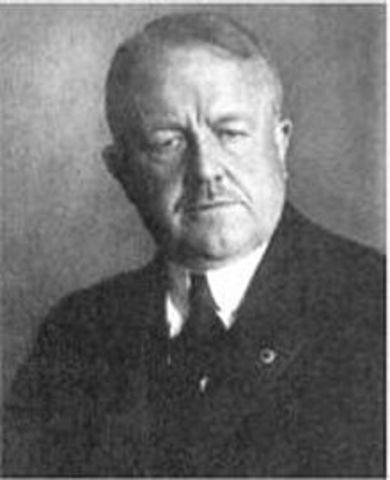 Frank Bunker Gilbreth, Sr.(7 de julio de 1868-14 de junio de 1924)