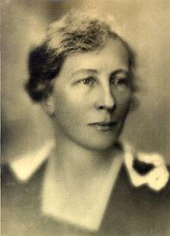 Lillian Moller Gilbreth(Oakland,California,24 de mayode1878–Phoenix,Arizona,2 de enerode1972)