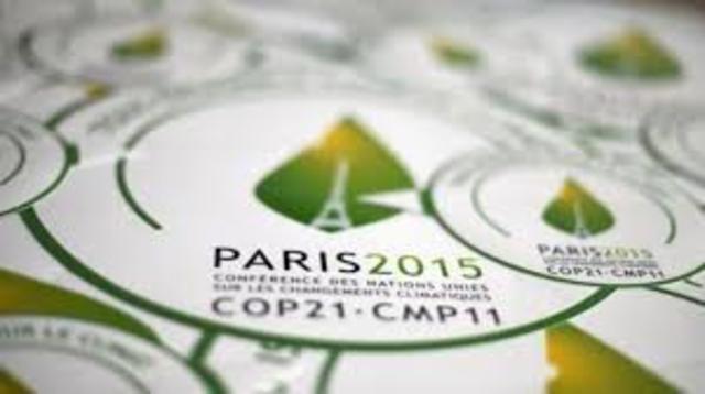 21ª Cumbre de Naciones Unidas sobre Cambio Climático