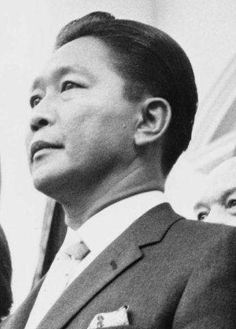 Ferdinand Marcos elected president