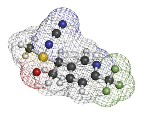 Nitrógeno y flúor